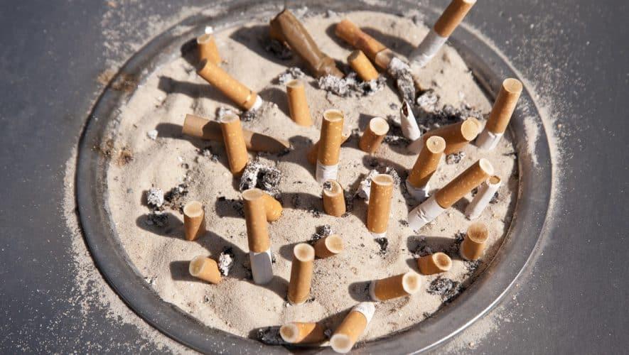 bieganie pomaga rzucic palenie